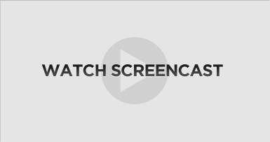 Watch Screencast