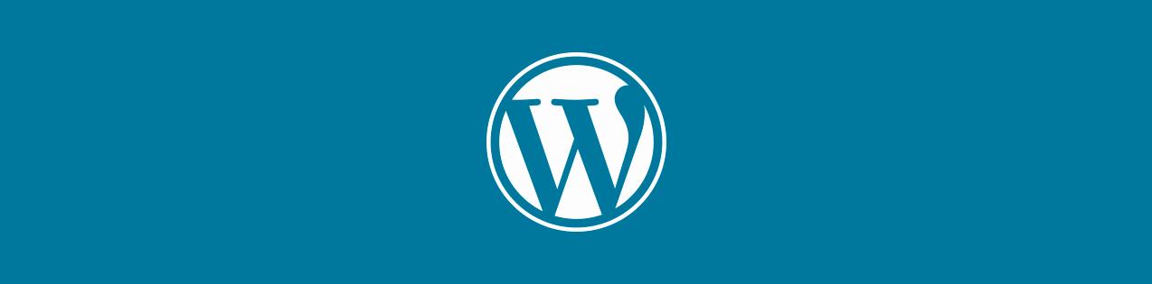 wordpress-logo-banner