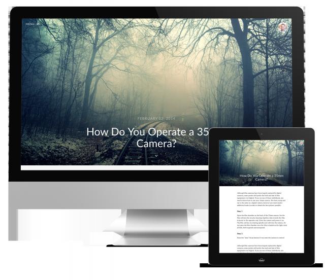 Largo WordPress Theme