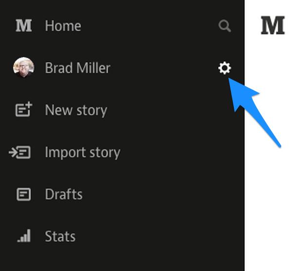 Medium.com WordPress - Gear