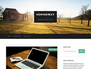Hemingway screenshot