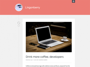 Lingonberry Theme