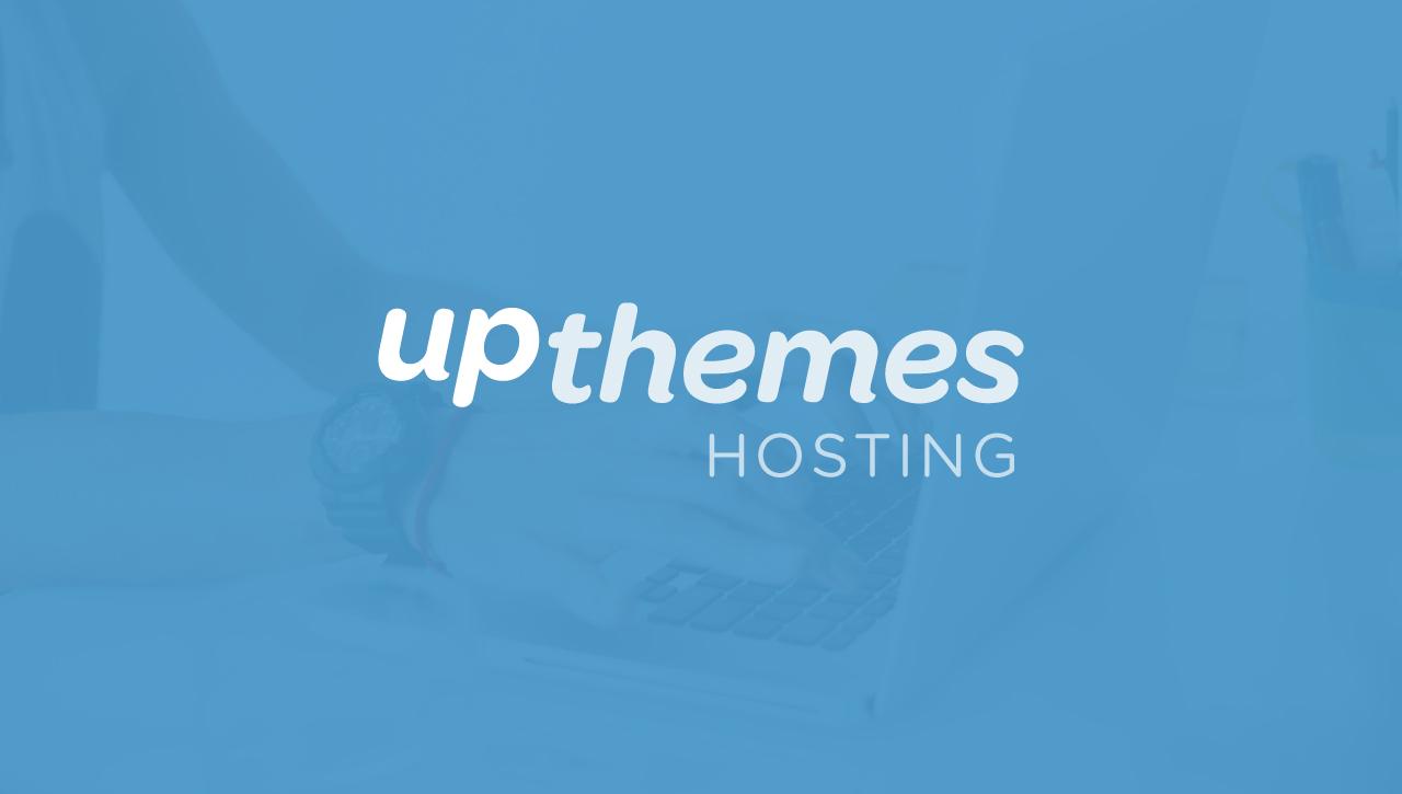 Image of UpThemes Hosting